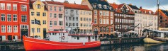 Dinamarca e Noruega Exuberante